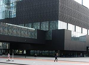 Wiel Arets - Image: Utrecht University library