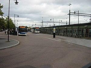 resecentrum västerås karta Västerås resecentrum – Wikipedia resecentrum västerås karta