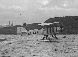 VL Kotka Finnish maritime patrol aircraft
