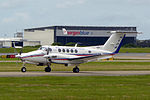 VH-FDZ Raytheon B200 Super King Air Royal Flying Doctor Service of Australia (Queensland Section) (8709024657).jpg