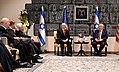 VP Mike Pence meets President Reuven Rivlin (25989440948).jpg