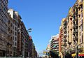 València, avinguda de Benito Pérez Galdós.JPG