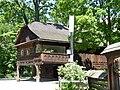 Valašské muzeum v přírodě, Billův měšťanský dům.JPG