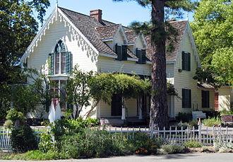 Stephen William Shaw - Vallejo's Estate