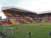 Valley Parade, Bradford
