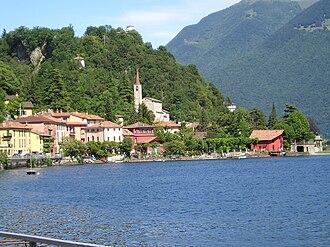 Valsolda - Image: Valsolda frazione San Mamete