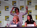 Vampire Diaries Panel at the 2011 Comic-Con International (5984987503).jpg