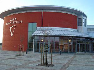 Vara, Sweden - Vara Concert Hall