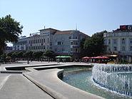 Varna shopping area