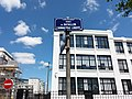 Vaulx-en-Velin - Avenue du Bataillon Carmagnole Liberté, plaque.jpg