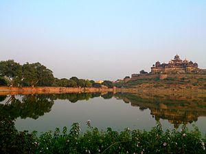 Datia district - Veer Singh Palace