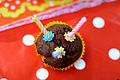 Vegan chocolate muffin (3862391801).jpg