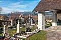 Velden Augsdorf Pfarrkirche hl. Maria Rosenkranzkönigin Vorlaube 24122019 7755.jpg