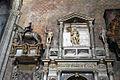 Venezia - Frari - Monumento Paolo Salvelli e monumento Benedetto Pesaro.jpg