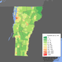 Vermont population map.png