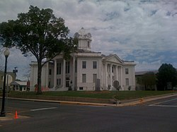 Vernon Parish Courthouse, LA