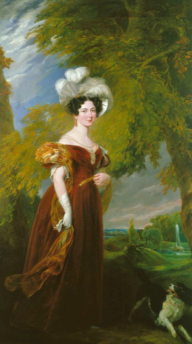 Victoria, Duchess of Kent - Hayter 1835.jpg