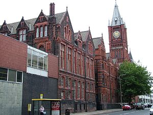 Grade II listed buildings in Liverpool-L3