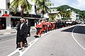 Victoria Seychelles procession led by Chief Justice.jpg