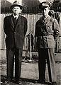 Vidkun Quisling i arrest på Akershus festning, 1945. (8612497619).jpg