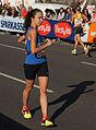 Vienna 2013-04-14 Vienna City Marathon - F11 Michele Chagas, BRA, preparing for race b.jpg