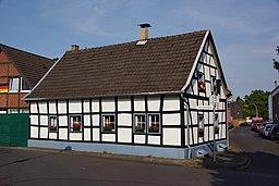 Clarenbergweg in Frechen