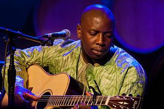 Vieux Farka Touré Malian musician