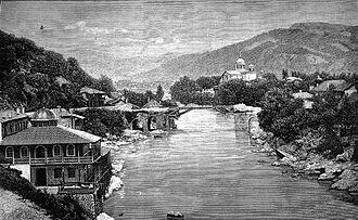 Kutaisi - Kutaisi in 1885