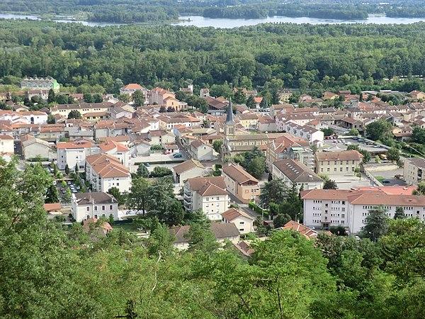 Photo de la ville Miribel