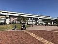 View of Sasebo Station and Nishi-Kyushu Expressway.jpg
