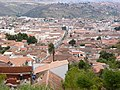 View over Downtown from Mirador - Sucre - Bolivia (3776341801).jpg