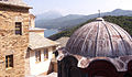 View over Mount Athos from Pantokratoros monastery.jpg