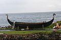 Viking boat, Arran.jpg