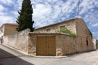 Villar de la Encina Place in Castile-La Mancha, Spain