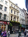 Villiers Street, Princess of Wales pub 2.JPG