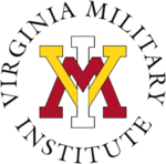Virginia Military Institute logo.png completo