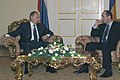 Vladimir Putin in Armenia 24-25 May 2001-2.jpg