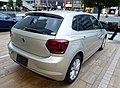 Volkswagen Polo TSI Highline (ABA-AWCHZ) rear.jpg