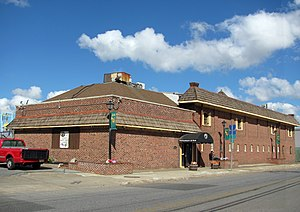 National Register of Historic Places listings in Camden County, New Jersey - Image: Volney G Bennett Lumber Company 02