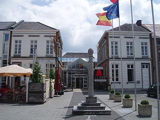 Herk-de-Stad Municipality in Flemish Community, Belgium