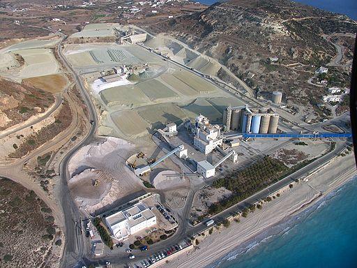 Voudia Processing Plant