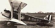 Vought VE-7 VO-1M SantoDomingo 1922