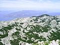 Vyhled ze Sv. Jure na Z, ostrov Brac a zapadni cast Hvaru.jpg