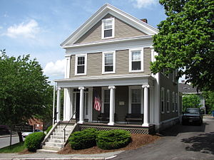 W.H. Goulding House - W.H. Goulding House
