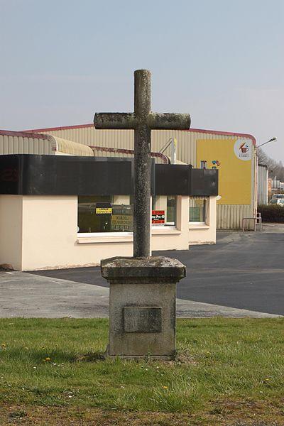 Croix, Fr-49-Saint-Léger-sous-Cholet