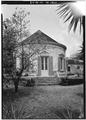 WEST SIDE - Estate Whim, Great House, Centerline Road, Whim, St. Croix, VI HABS VI,1-WEST,1A-3.tif