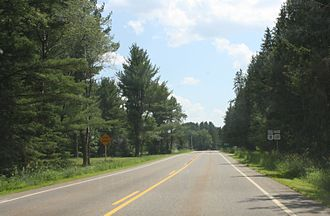 Wisconsin Highway 139 - Southern terminus