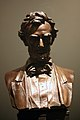 WLA brooklynmuseum Augustus Saint-Gaudens-Bust of Abraham Lincoln.jpg