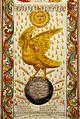 WMS 693, Ripley Scroll, Golden winged bird Wellcome L0031854.jpg