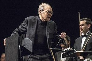 Ennio Morricone - Ennio Morricone (2015) in the Festhalle Frankfurt